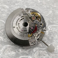 China clone 3135 movement automatic mechanical movement men watch clock movement Replacement Accessories