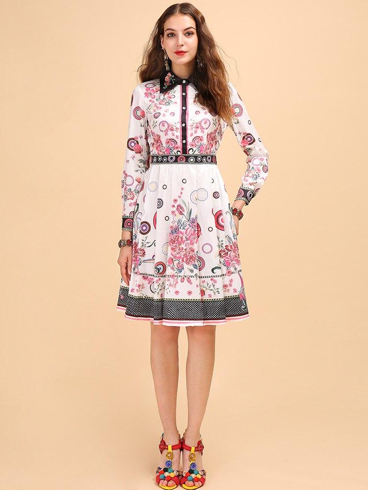 Comprida vestidos Mulheres LD 4