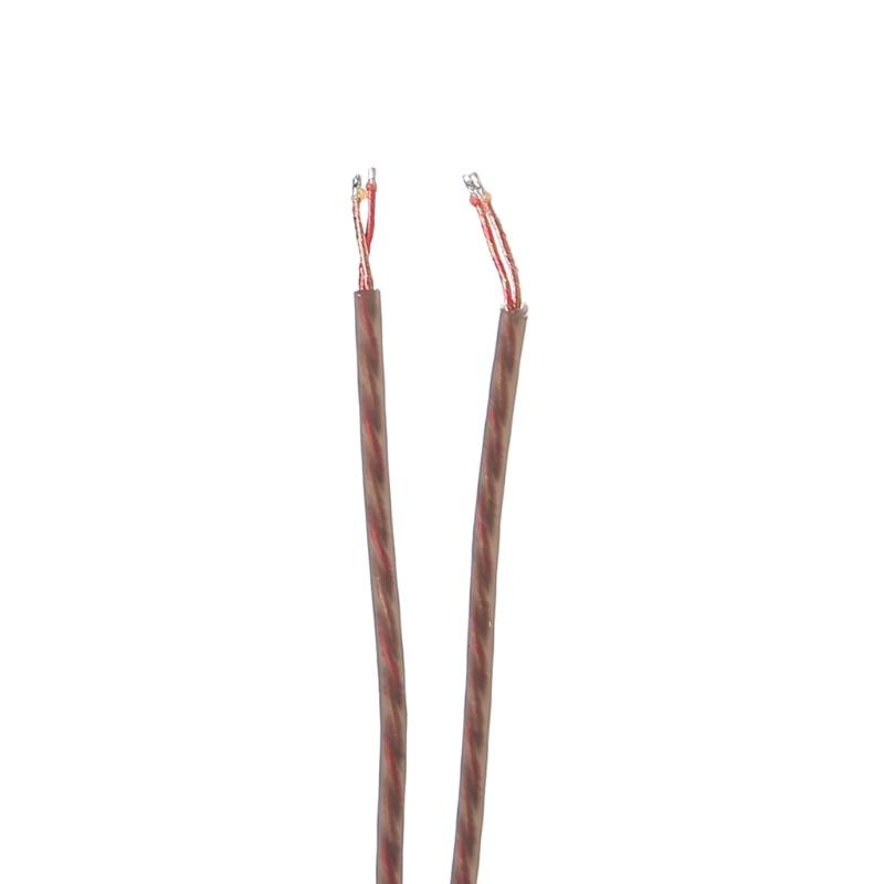 3.5mm OFC Core 3-Pole Jack Headphone Audio Cable DIY Earphone Maintenance Wire QX2B