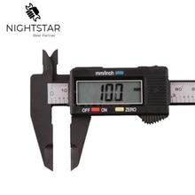 Gauge Vernier-Caliper Digital Micrometer Carbon-Fiber Measuring-0-150mm Electronic 6inch