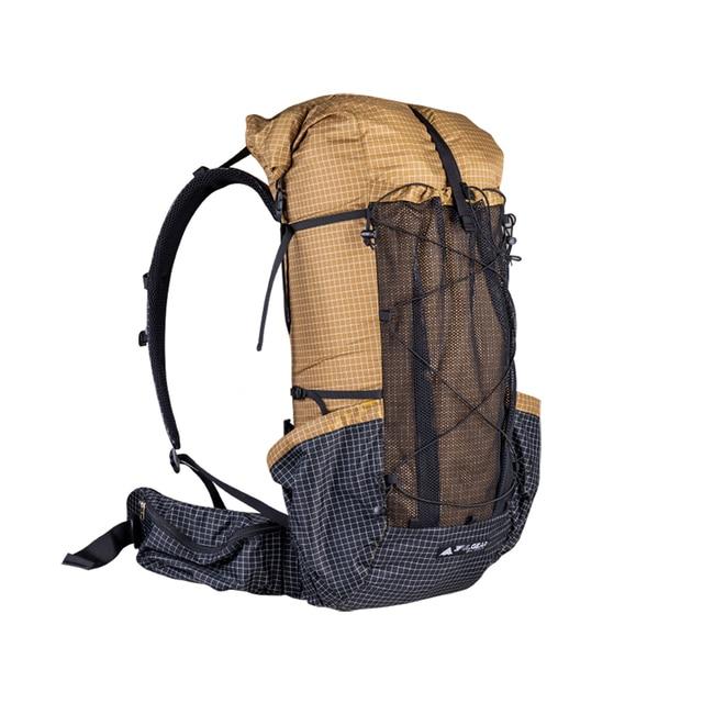 3F UL GEAR backpack Qi Dian pro Backpack Outdoor Frameless Packs 40+16 1