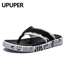 Summer Shoes Flip-Flops Slippers Men Non-Slip Outdoor Beach-Water Casual Fashion New