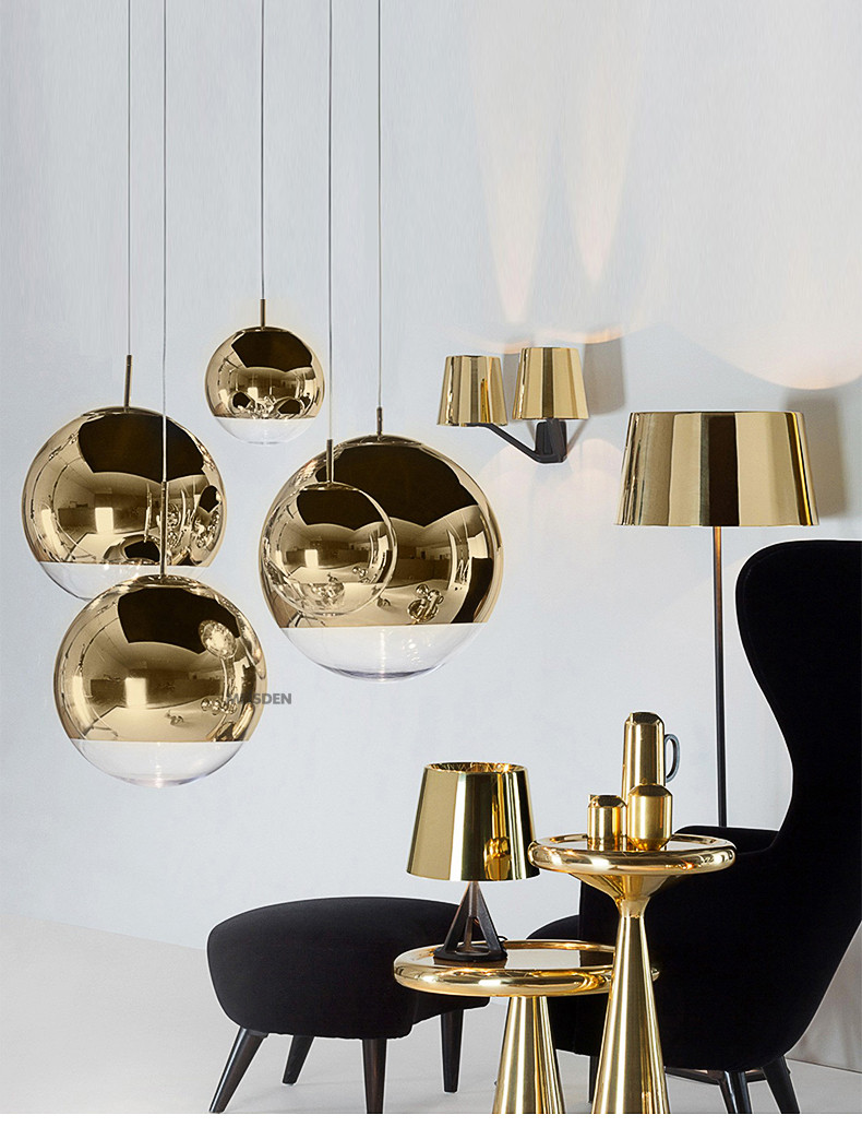 cor prata ouro para sala jantar sala