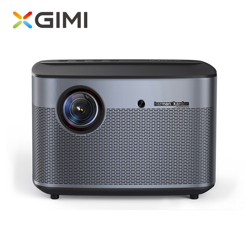 XGIMI DLP Projector Beamer Video Ansi Home Theater Android Full-Hd 1080P 4K Wifi 1350 title=