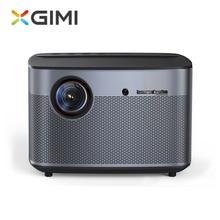 Xgimi h2 dlp projetor completo hd 1080 p 1350 ansi 3d suporte 4 k vídeo projecteur android wifi de cinema em casa beamer xgimi h1 atualizar