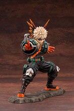 أنيمي 22.5 سنتيمتر بلدي بطل الأكاديمية Bakugo Katsuki ARTFX J تمثال 1/8 مقياس بك عمل الشكل جمع نموذج اللعب دمية شحن مجاني