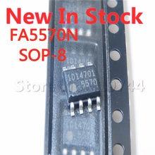 5 PÇS/LOTE FA5570N SOP-8 FA5570N-D1-TE1 5570 LCD chip de gerenciamento de energia Em Estoque NOVO IC originais