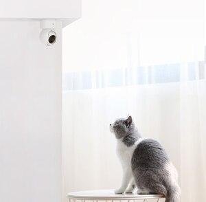 Image 5 - Xiao mi jia chuang mi câmera ip inteligente ptz 1080 p hd webcam filmadora 360 ângulo wifi sem fio cam visão noturna para mi casa