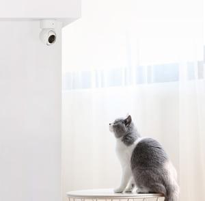 Image 5 - שיאו mi mi jia צ ואנג mi החכם IP מצלמה PTZ 1080P HD 360 זווית WIFI אלחוטי מצלמת ראיית לילה עבור mi הבית