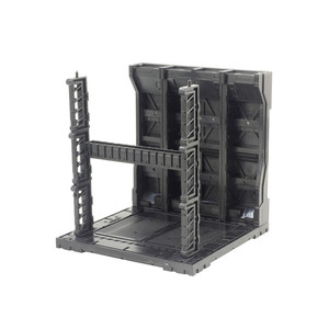 Image 1 - 1set Mechanical Chain Case Machine Nest Action Base for HG MG RG Gundam Model 1/100 and 1/144 Model Accessories