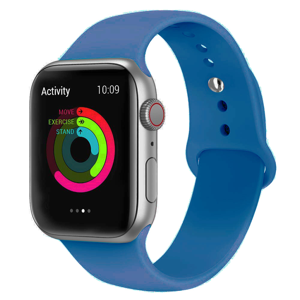 Silicone Rubber Band for Apple Watch 69