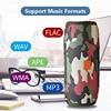 Bluetooth Speaker column Wireless portable sound box 20W stereo bass subwoofer fm radio boombox aux