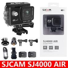 "SJCAM SJ4000 الهواء عمل كاميرا كامل HD Allwinner 4K 30fps واي فاي 2.0 ""شاشة صغيرة 170D تحت الماء مقاوم للماء الرياضة كاميرا الفيديو الرقمية"
