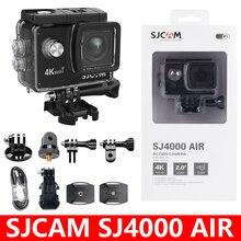 """SJCAM SJ4000 אוויר פעולה מצלמה מלאה HD Allwinner 4K 30fps WIFI 2.0 """"מסך מיני 170D מתחת למים עמיד למים ספורט DV מצלמה"""