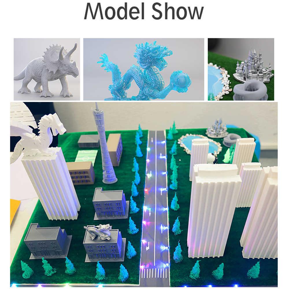 Impresora 3D Anet A6L ET4 Pro, impresora 3D, impresora 3D de alta precisión, impresora 3D, Kit DIY con Sensor autonivelante automático