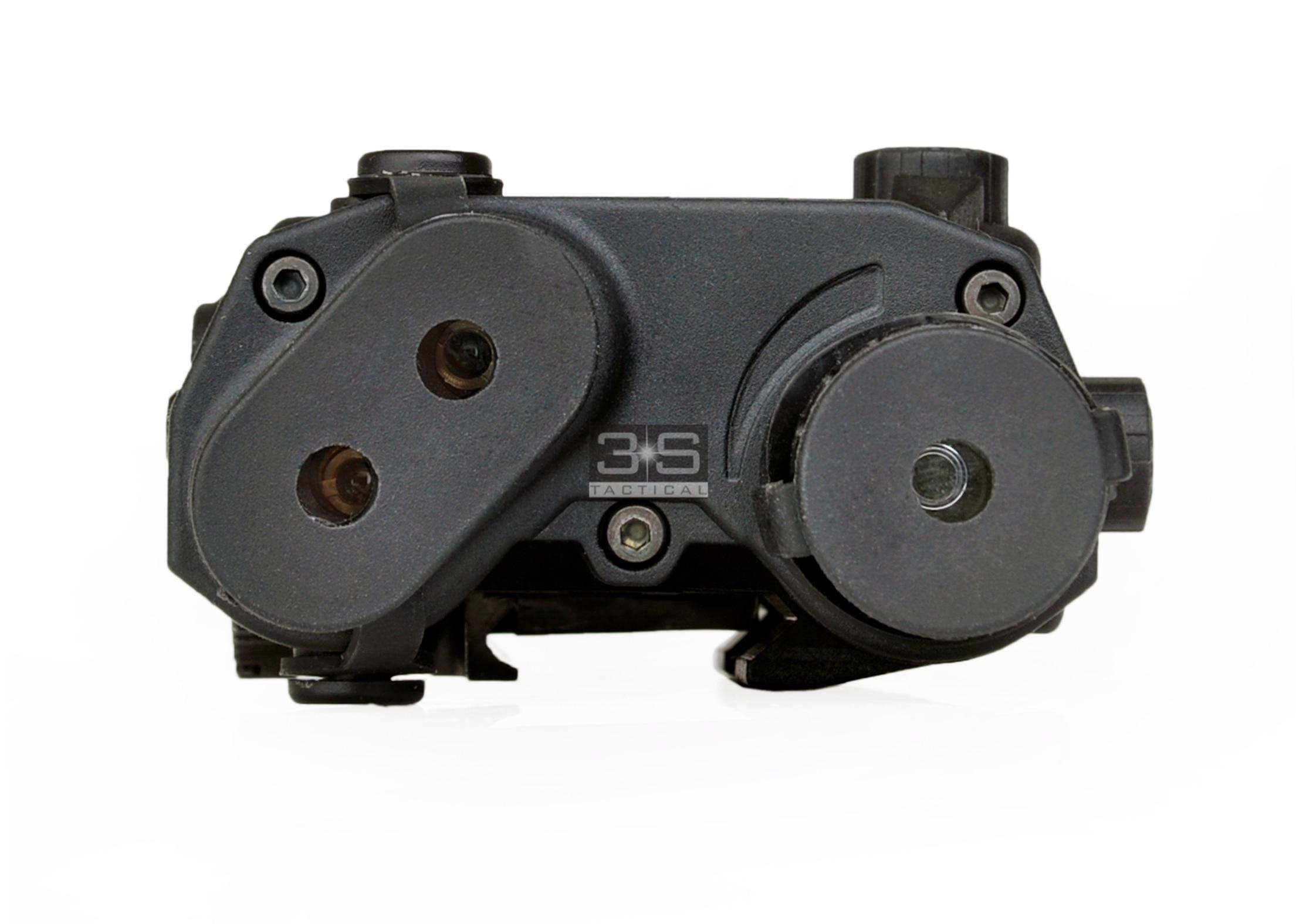 ir laser scout luz linterna laser la