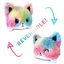 Crianças quarto decoração anime pelúcia polvo pelucia reversivel kuscheltier brinquedos unicórnio petits animaux pulpo