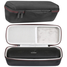 Yeni sert EVA açık seyahat saklama kutusu için Anker Soundcore hareket + Bluetooth hoparlör taşınabilir çanta file çanta