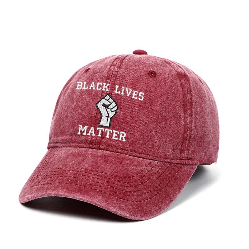 Jesus is king New Black Lives Matter Baseball Cap 3