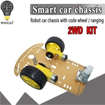 робот-Автомобильный шасси