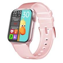 Smartwatch HW12 40mm 스마트 워치 시리즈 6 전체 화면 블루투스 통화 음악 안드로이드 애플 스마트 폰을위한 스마트 팔찌 재생