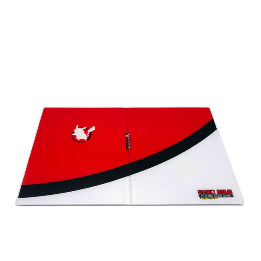 TAKARA TOMY держатель для карт с покемонами, альбом для игр Gx, коробка для карт с покемонами, 240 шт., держатель с покемонами, держатель для карт, Чехол для карт - Цвет: 9