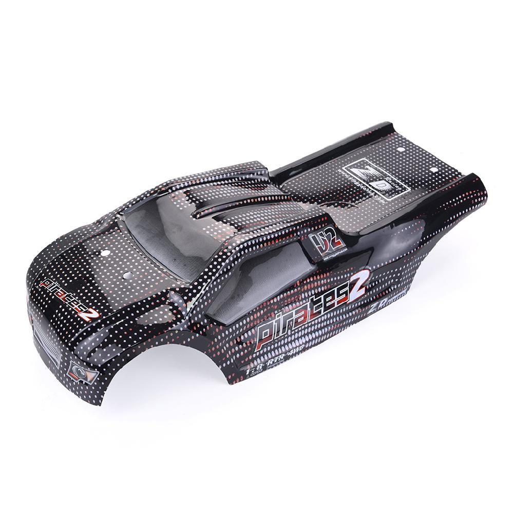 ZD Racing 8460 Car Shell 9021-V3 PVC Body For 1/8 RC Model High Speed Outdoor Vehicle Spare Part