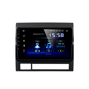 1 Din Car Radio GPS Android 9.0 DSP  For Toyota Tacoma Stereo Touch Screen Bluetooth MP3  GPS Navigation System liislee for toyota 4runner hilux tundra tacoma t100 car radio cd dvd player gps nav navi navigation android s160 system