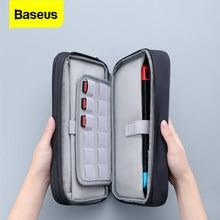 Baseus-Estuche portátil para Nintendo Switch Lite 12, bolsa de diseño para tarjetas de juego, funda de almacenamiento para Gamcube