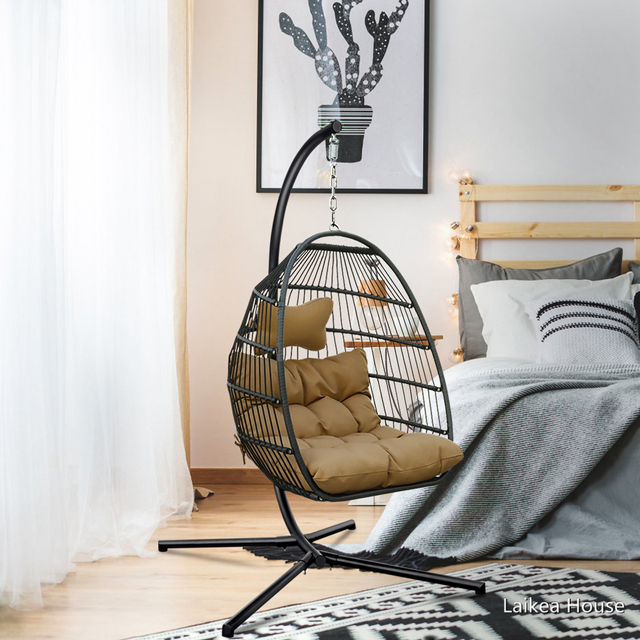 Single Hanging Egg Chair  2