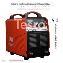 цена Inverter DC Welding Machine Industrial Double Module Large Power Rate 380V Welding Machine онлайн в 2017 году