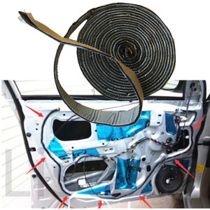 3.2M Rubber Seal Strip Trim For Car Dashboard Gap Filling Noise Insulation Windshield Gap Soundproof Car Windshield Sunroof