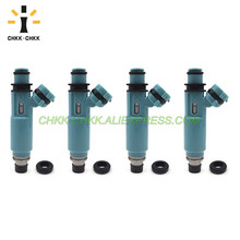 CHKK-CHKK Car Accessory 195500-4460 N3H2-13-250 fuel injector for Mazda RX-8 1.3L 2004~2009 chkk chkk car accessory 195500 4430 n3h1 13 250a fuel injector for mazda rx 8 1 3l l4 2004 2008