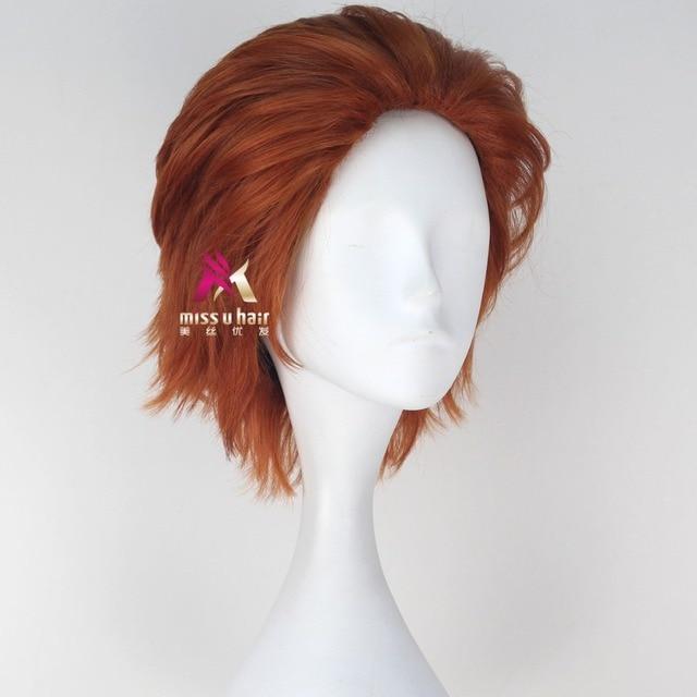 Nouveau chasseur X chasseur figurine porte-clés Double face Hisoka film TV perruque cosplay + perruque casquette