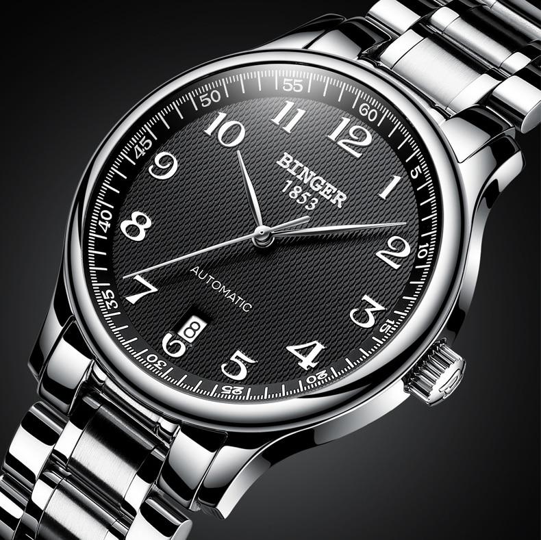 marca de luxo relógios masculino relogio à