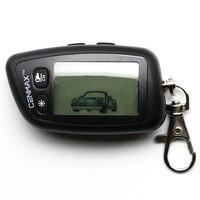 CENMAX ST-5A Russische version LCD fernbedienung für 5A LCD schlüsselbund auto remote 2-weg auto alarm system/AM-sender