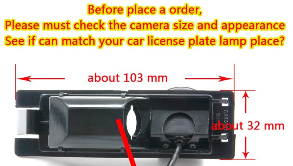 8LED 170 Grad Parkplatz Reverse Auto rückansicht Kamera Für Opel Astra H J Corsa D Meriva A Vectra C zafira B FIAT Grande Insignia