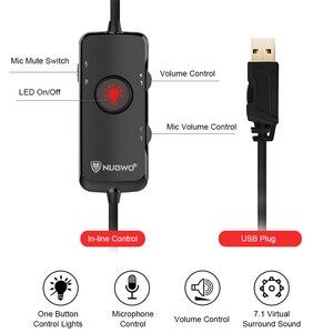 Image 5 - N2 מחשב סטריאו משחקי אוזניות אוזניות אוזניות גיימר נייד טלפון PS4 Xbox מחשב אוזניות עם מיקרופון אוזניות