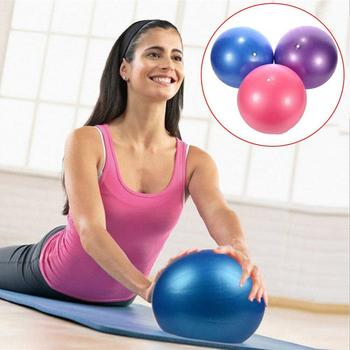 HobbyLane 26cm Yoga Pilates Fitness Balance & Stability Mini Anti Burst PVC Indoor Training Exercise Posture Ball