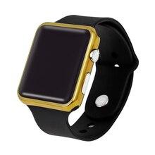 Мужские светодиодный цифровые часы водонепроницаемые спортивные армейские военные силиконовые часы женские часы-браслет Hodinky Ceasuri Relogio Masculino