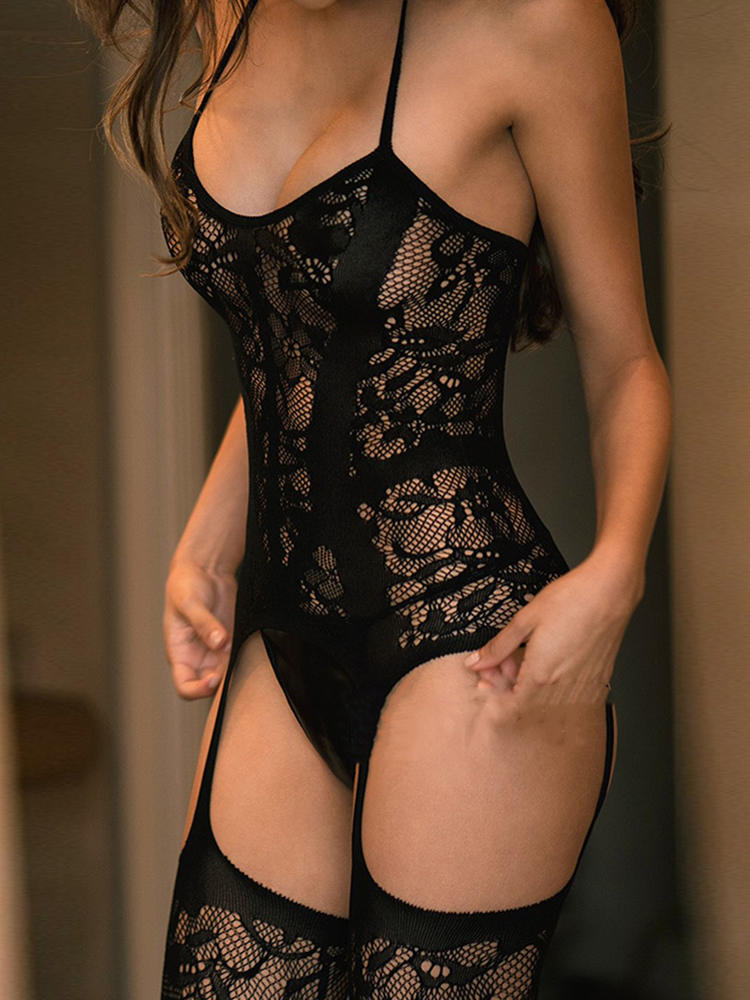 Babydoll Underwear Teddy Sexy Costumes Dress Women Porn Sexy Lenceria Sexi Hot Erotic