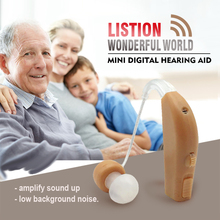Durable Noise Reduction Digital Hearing Aid Mini Ear Amplifier Rechargeable Ear Aids for Hearing Loss Portable Sound Amplifier predicting noise induced hearing loss in tnb workers using gdam algo