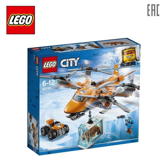 Конструктор LEGO City Arctic Expedition 60193 Арктический вертолёт