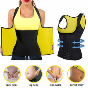 Women Waist Trainer girdles slimming belt Waist Cincher Corset Neoprene Shaperwear Vest Tummy Fashion Belly Girdle Body shapers