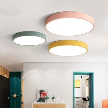 LED plafonniers pour la maison Plafonnier Luminaire d'intérieur pour salon enfants chambre Lustre intérieur Luminaire Plafonnier
