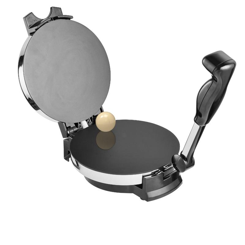 CE Approved Stainless Steel 1200W 8 Inch Non-stick Chapati Tortilla Rotimatic Roti Maker Roti Making Machine