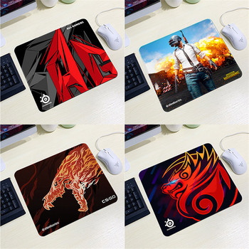 Aive Mouse Pad with Wrist Protect for Computer Laptop Notebook Keyboard Mouse Mat Comfort Wrist Support for Game Mice Pad Mouse