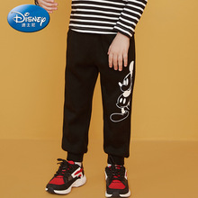 Disney Boys and Girls Trousers Sports Pants Spring Autumn Models  Baby Boy Clothes