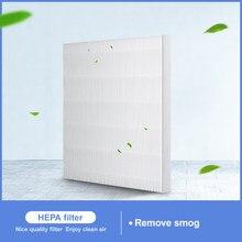 Пользовательский фильтр Hepa 340*325*20 мм и углеродистый хлопок 340*325*5 мм для острых, для острых, FU-W28E