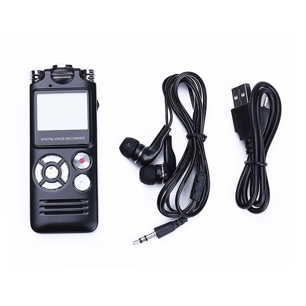 Digital Voice Recorder Pen Audio voice recorder Professional Dictaphone Portable HD Stereo Sound Noise Reduction WAV MP3 Player 2